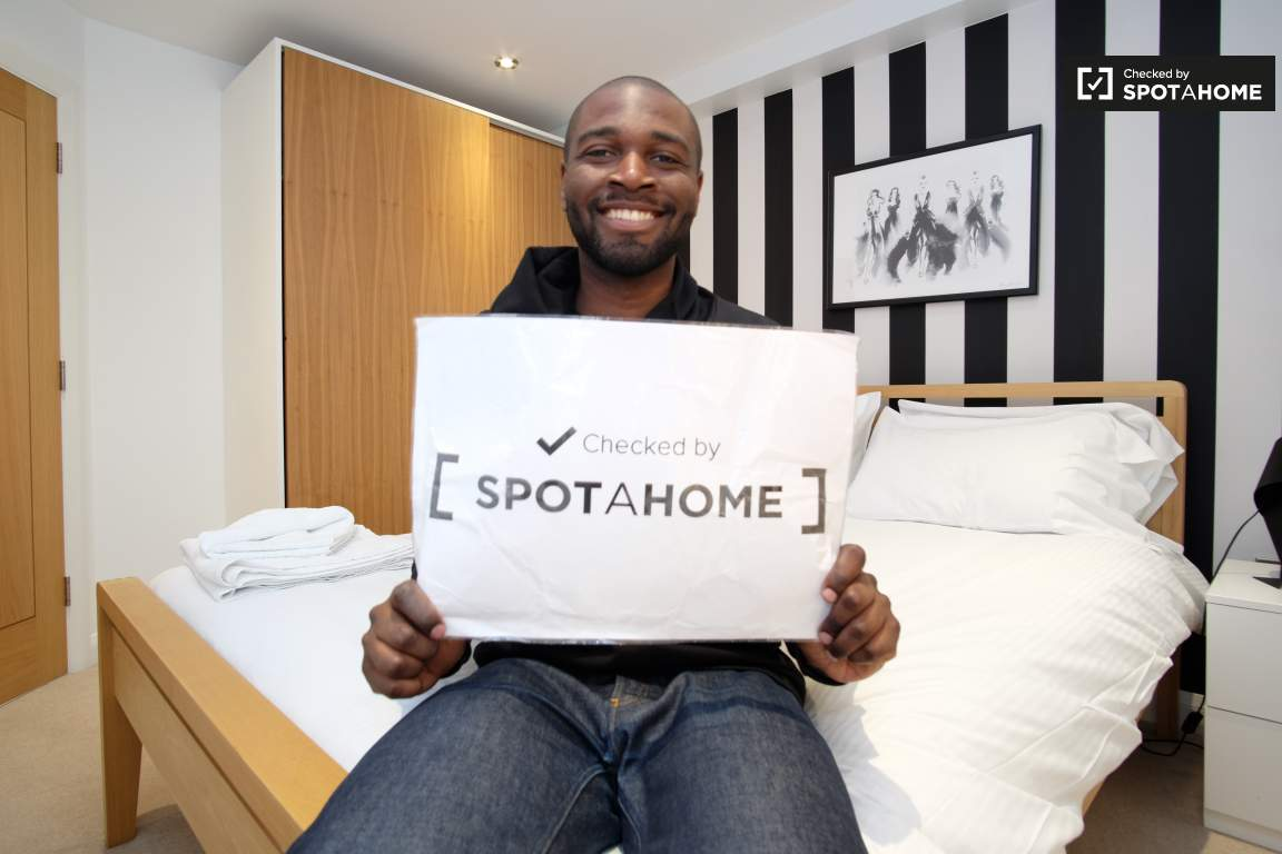 Checked by Ike from Spotahome