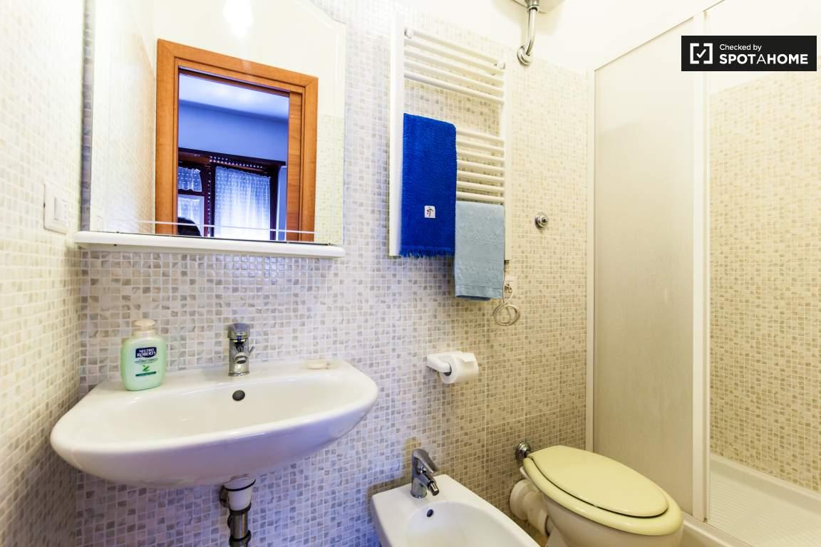 Bathroom (in bedroom 2)