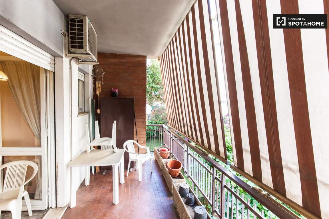 Bedroom 1 balcony Terrace