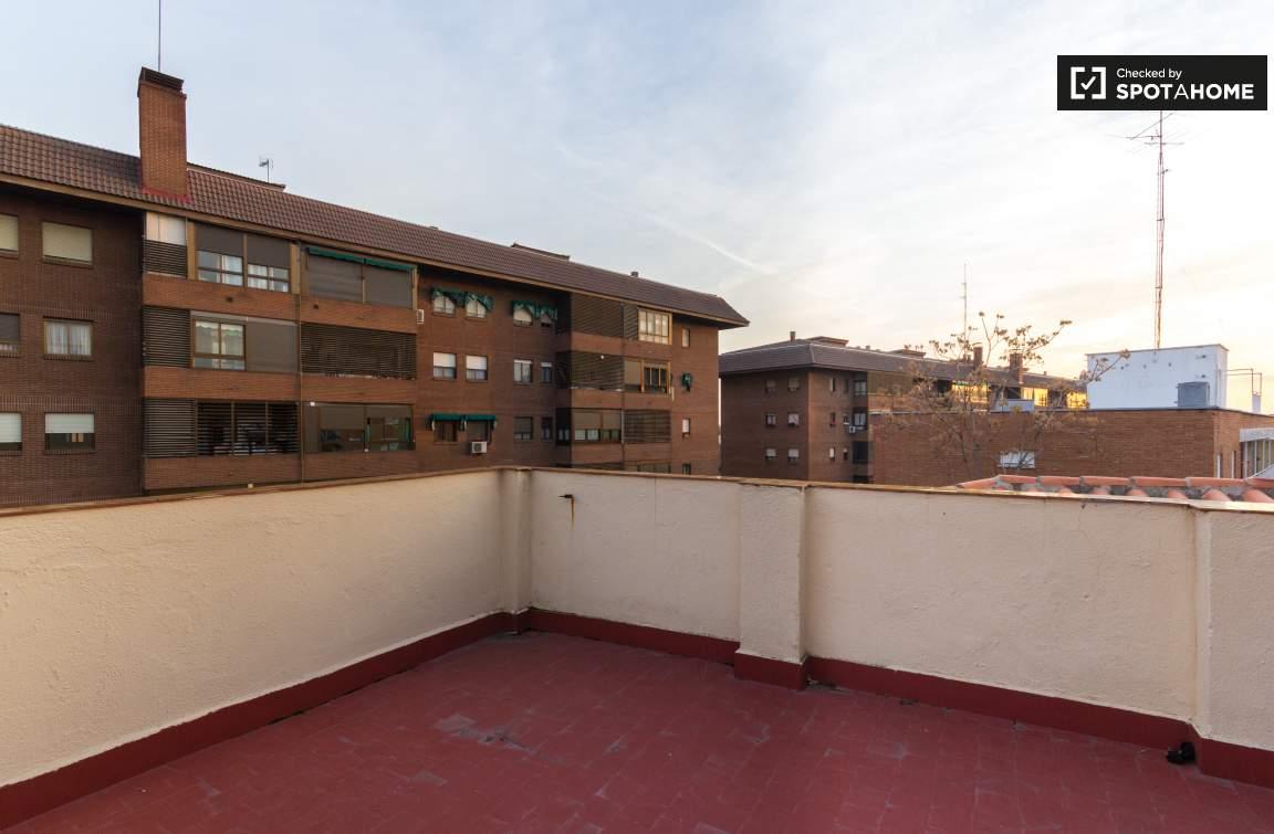 Terrace 2nd floor