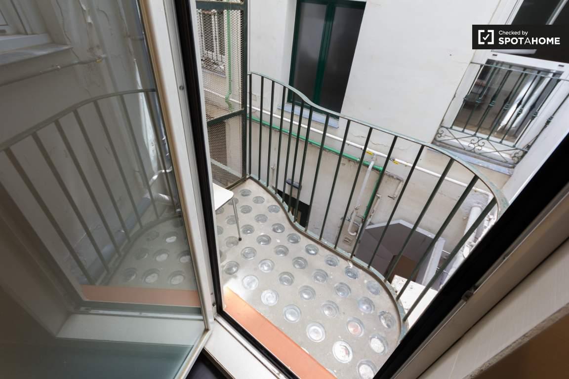 Bedroom #5 Balcony