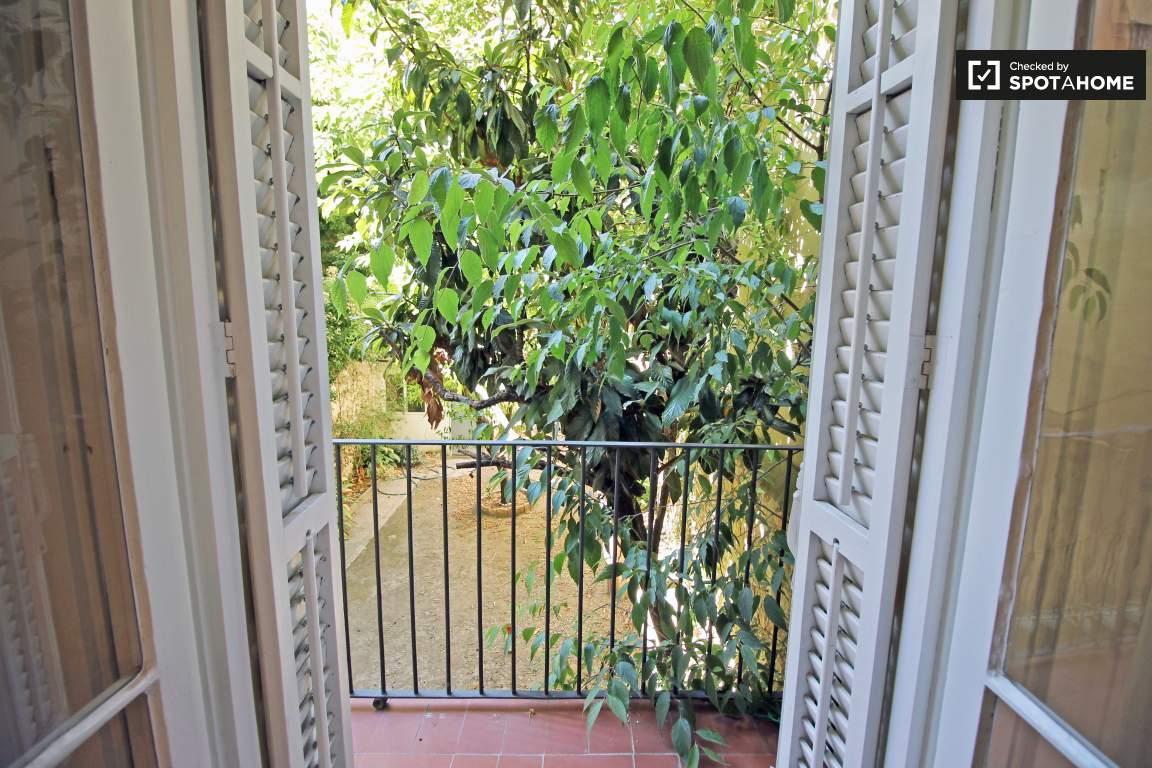 Balcony (Bedroom 3)