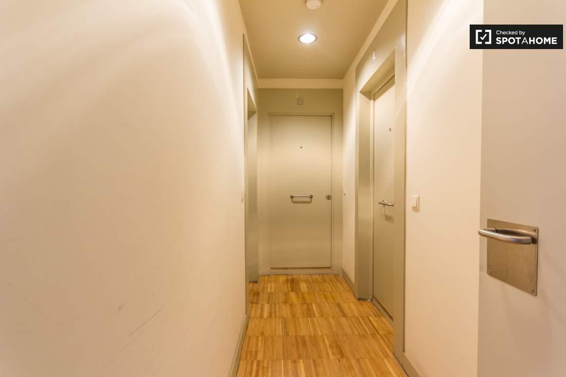 Apartment access