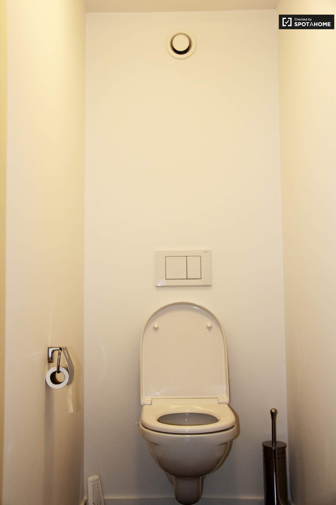 Toilet (upstairs)