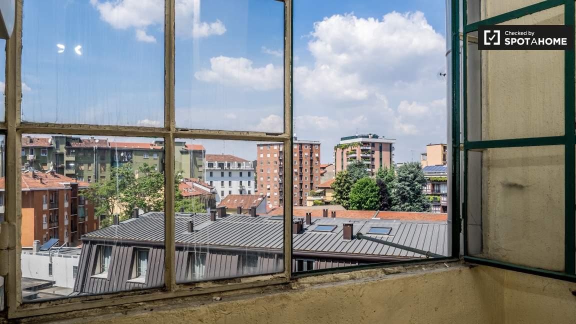 Bedroom 2 balcony view