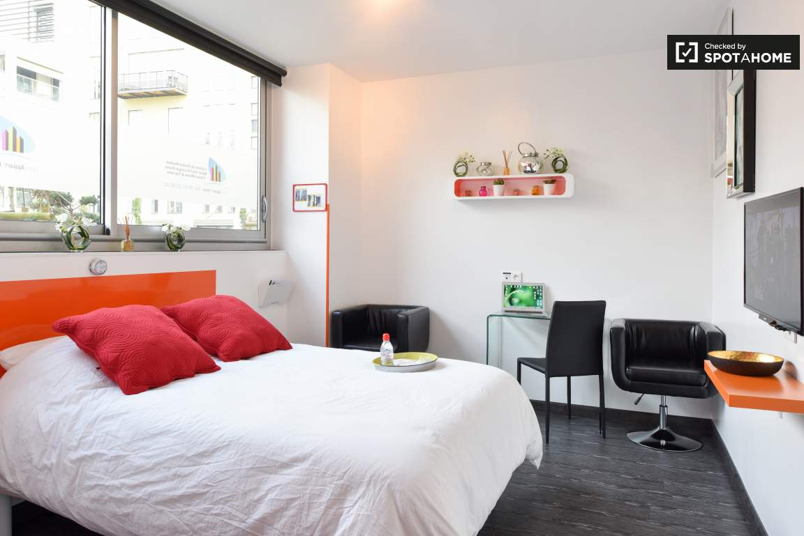 Bedroom (Fourvière)