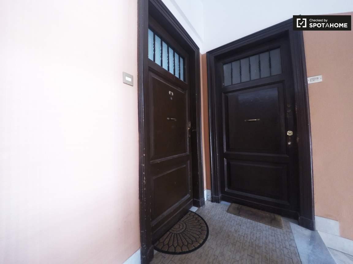 Flat's entrance