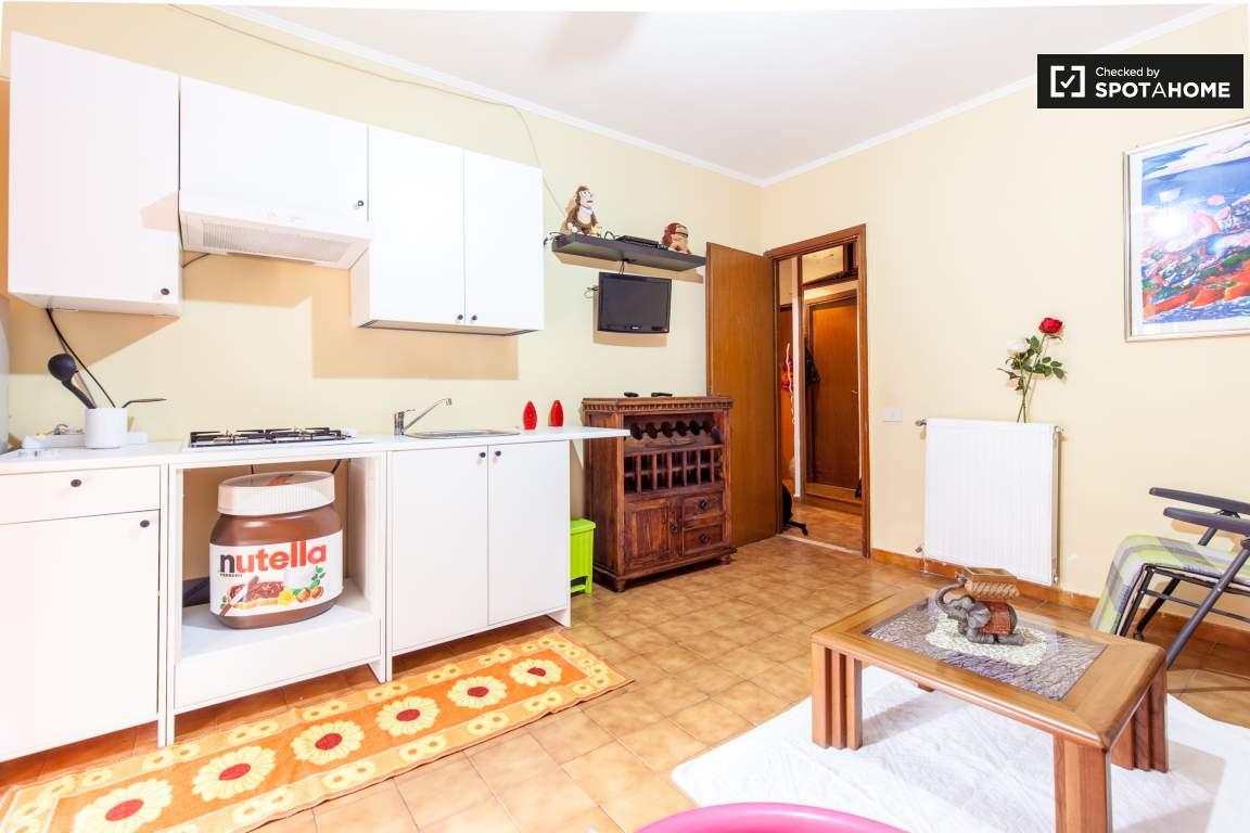 Bedroom/Kitchen