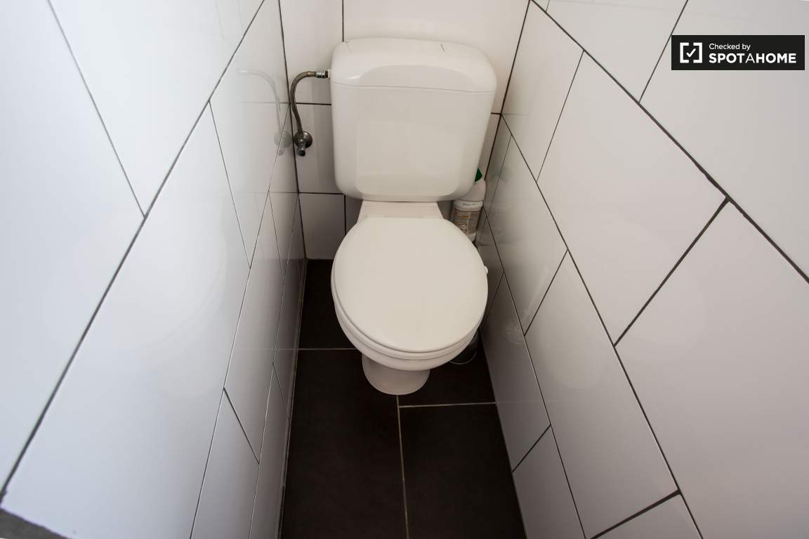 Toilet (upper floor)