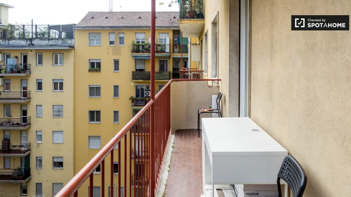 Kitchen balcony