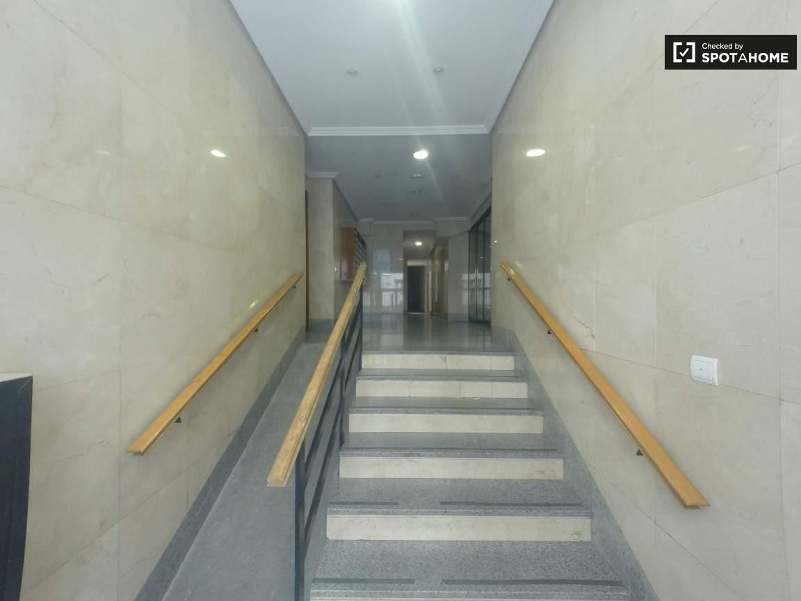 Flat's entrance hall
