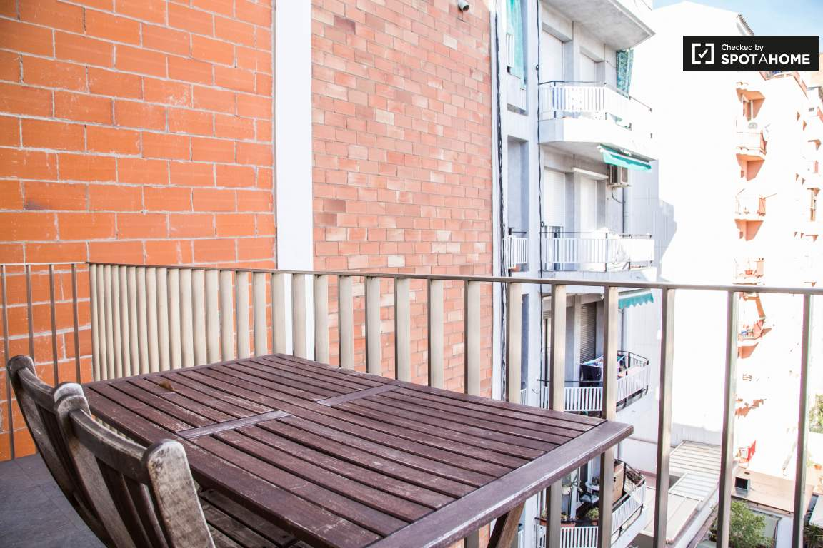 BALCONY BEDROOMS 2 and 3