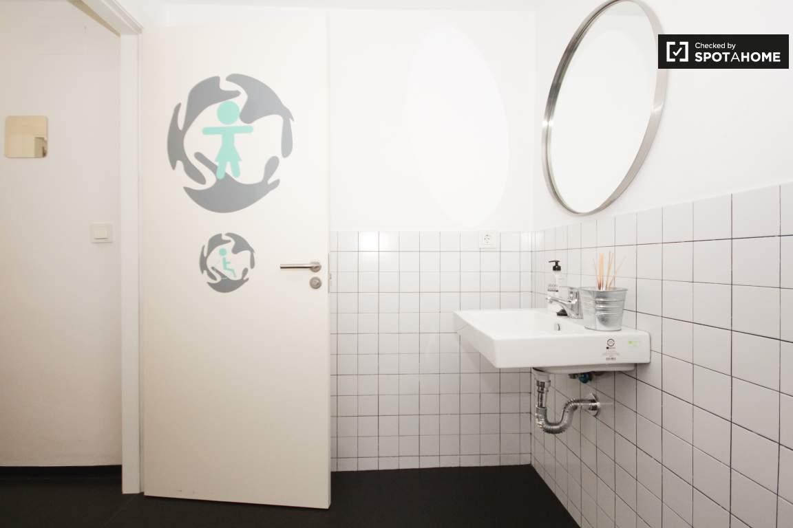 Common toilets