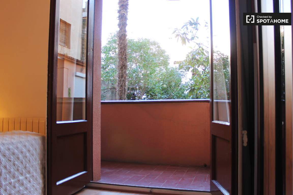 Bedroom 1 Balcony