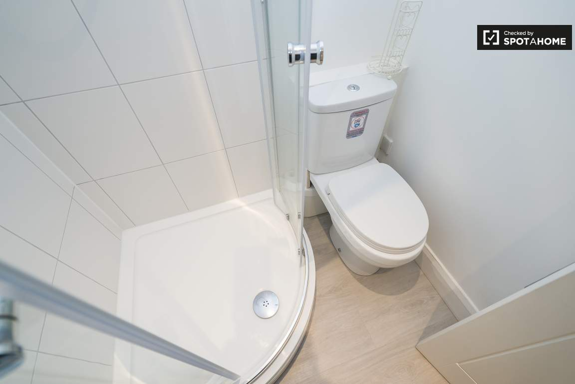 Bathroom (Bedroom 4)