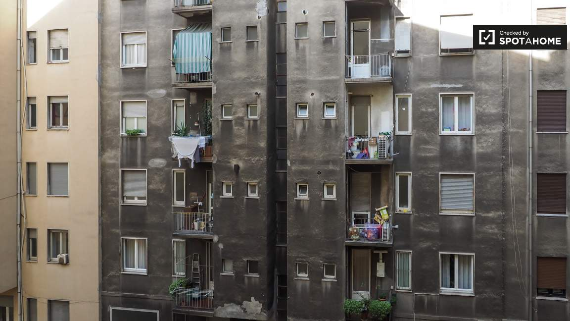 Bedroom 2 (view)