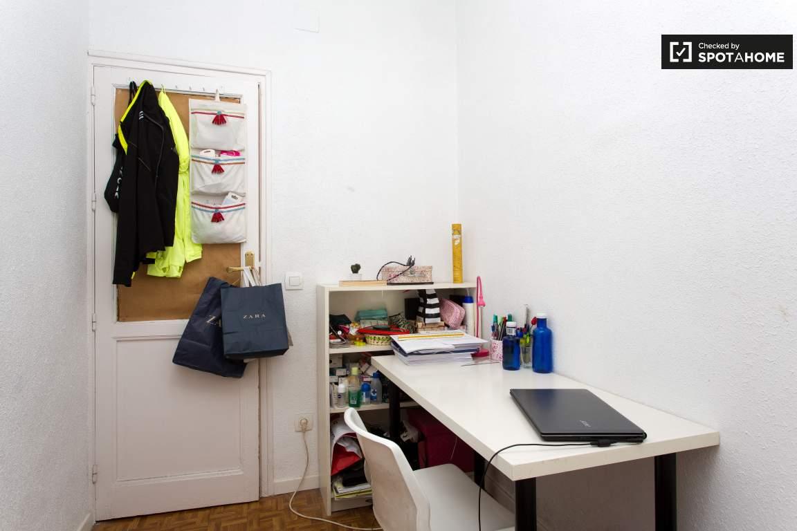 Bedroom 1 study room