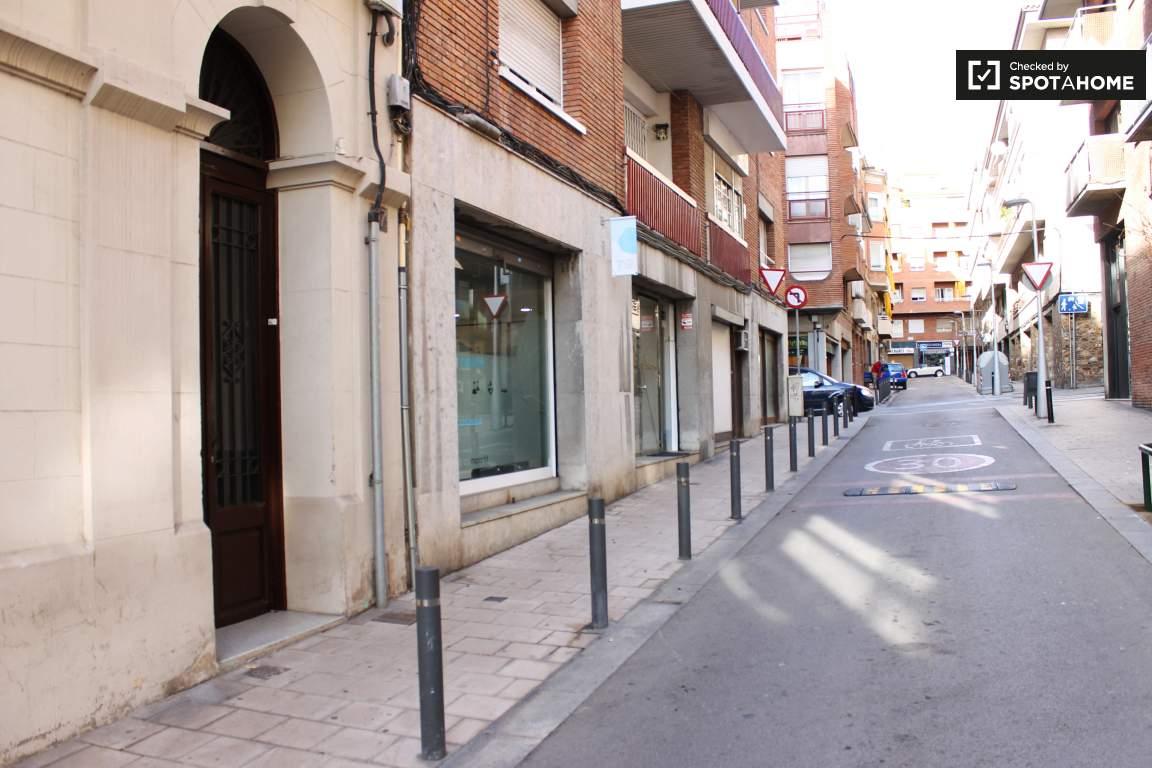 Street Entrance