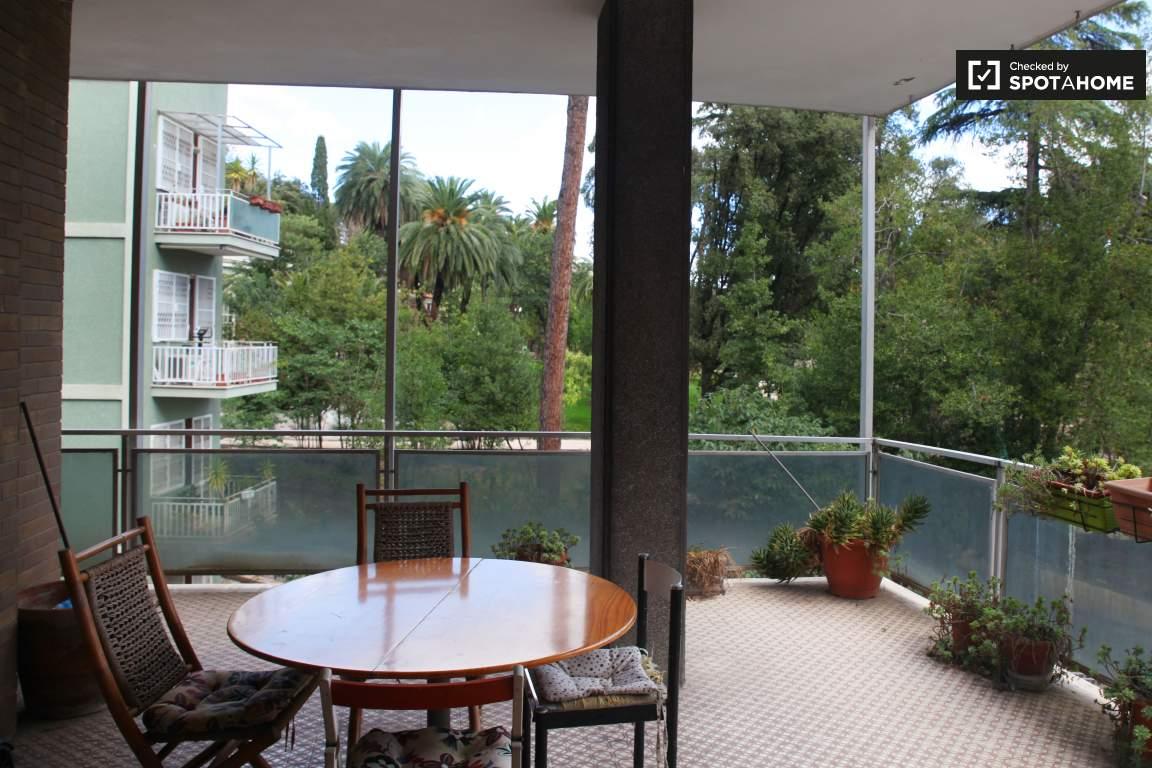 Balacony / View