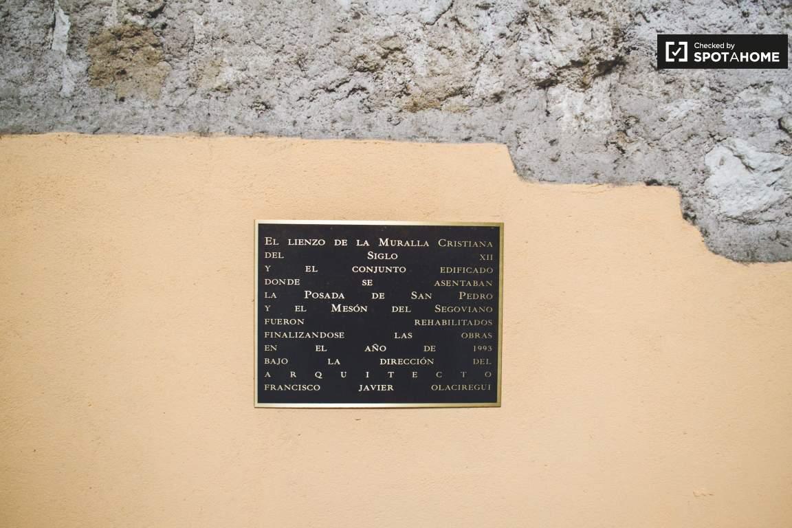 XII Century Christian Church Wall