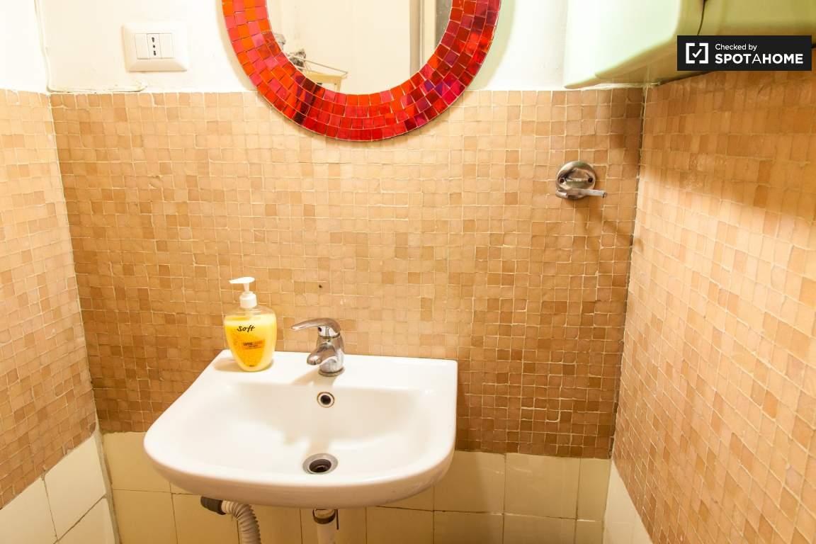 Bathroom (in bedroom 4)
