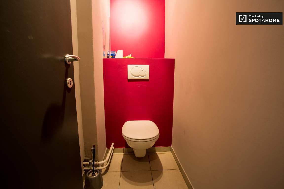 Bedroom 1 toilet