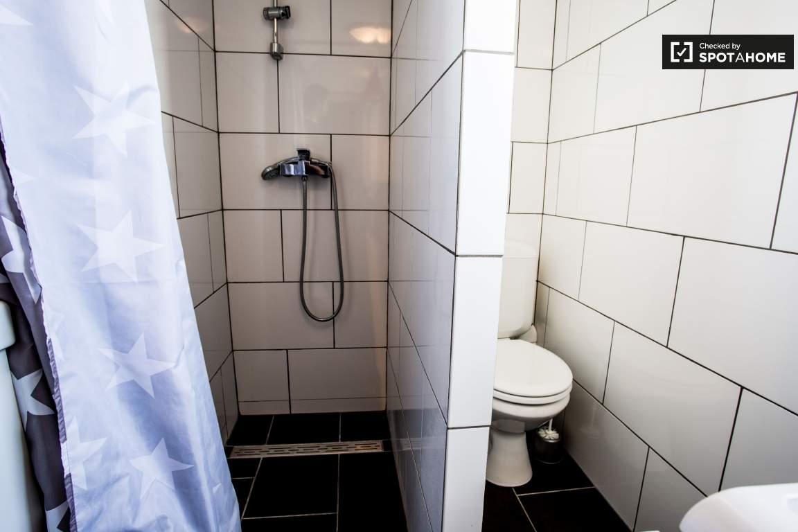 Shower (upper floor)