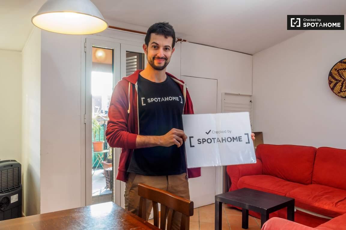 Controllato da Matteo da Spotahome