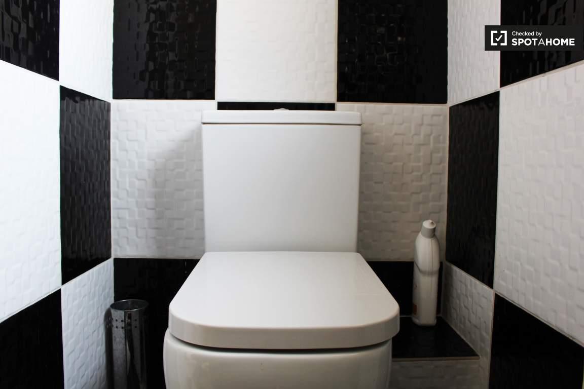 Toilet 1 upstairs