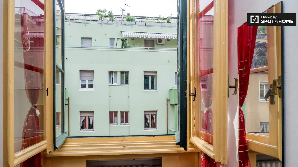 Bedroom 1 view