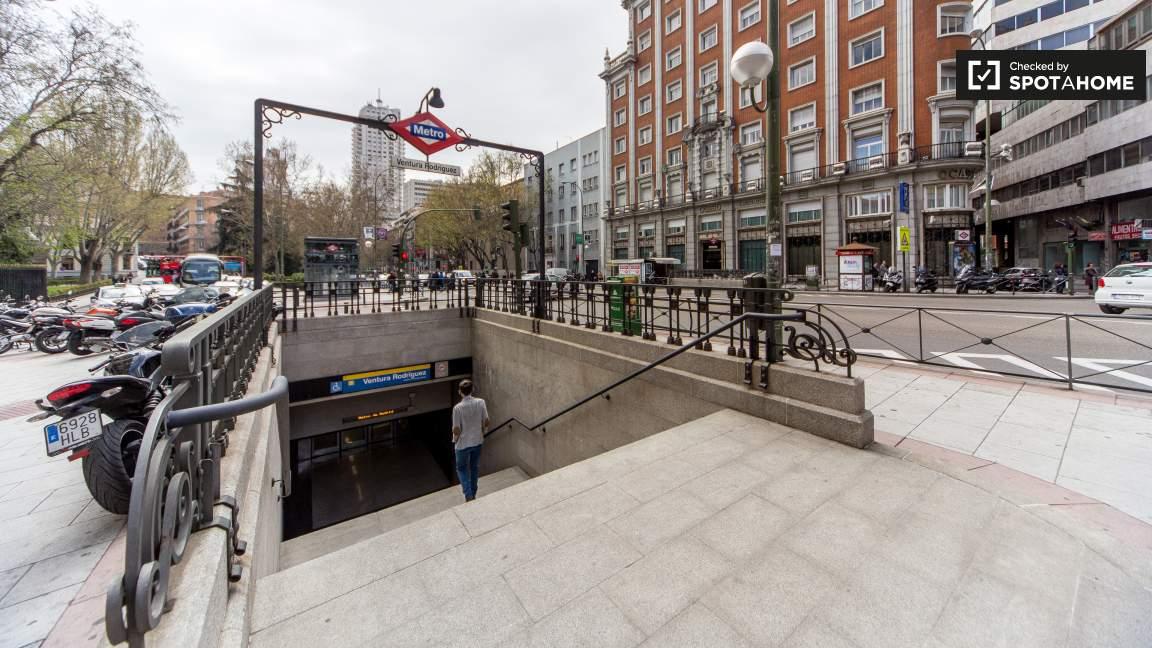 Ventura Rodriguez Metro