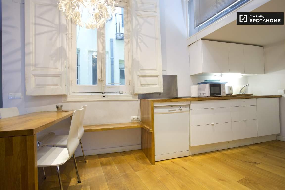 dining area : kitchen