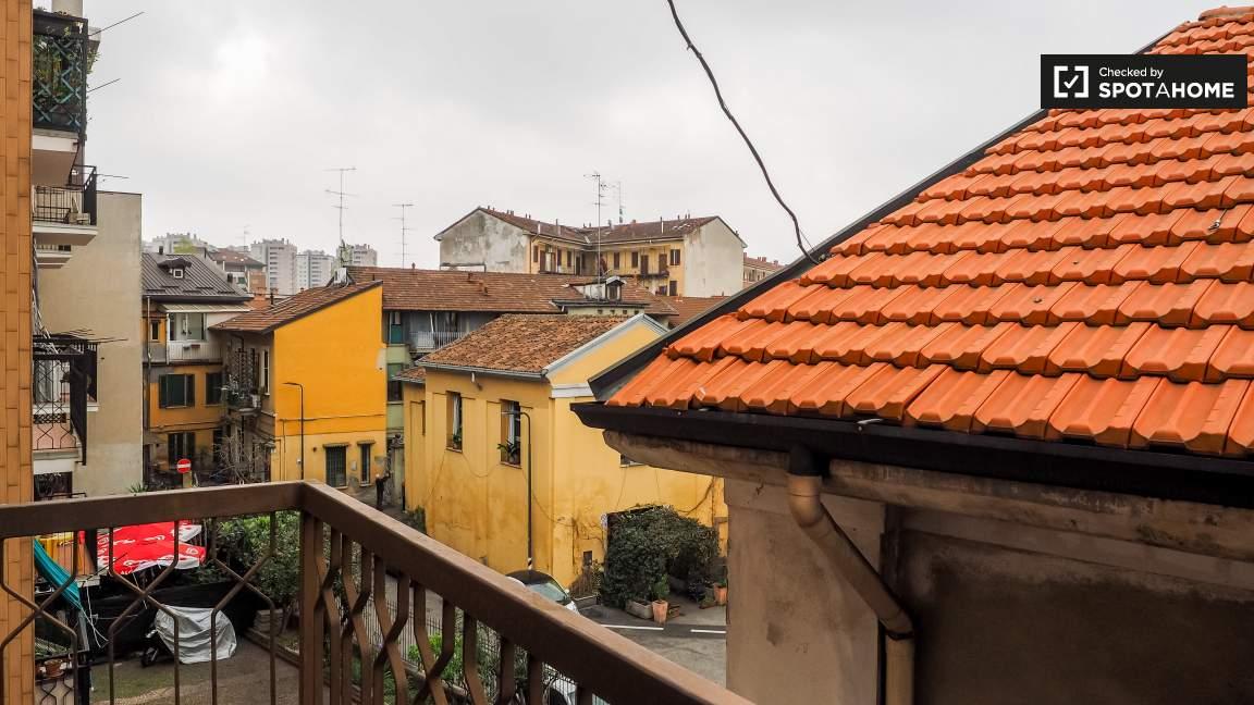 Camera da letto 1 balcone