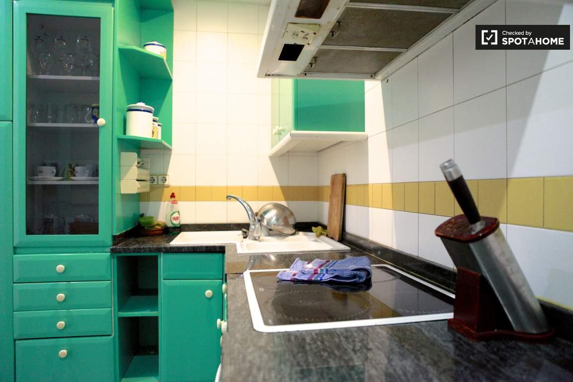 Bedroom 3 kitchen