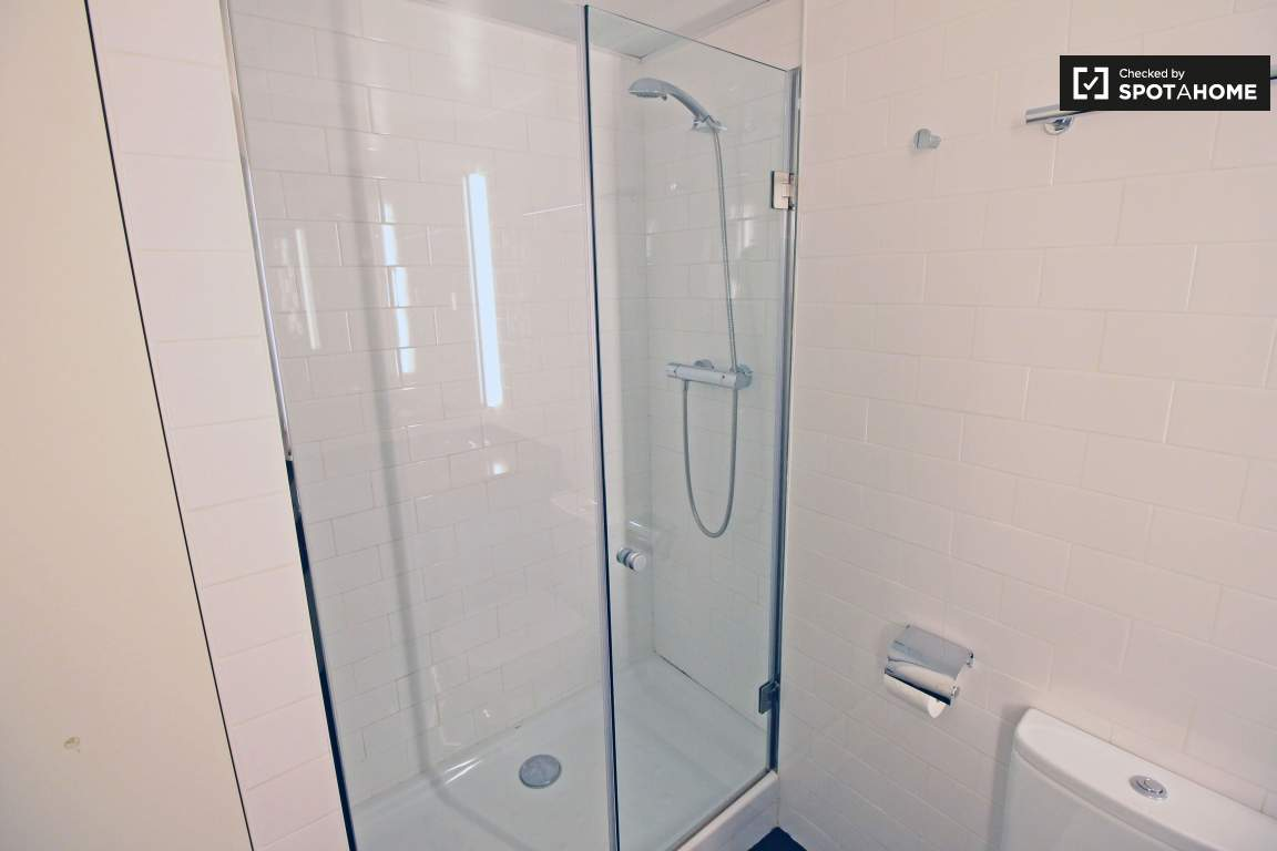 Ensuite bathroom (bedroom 1)