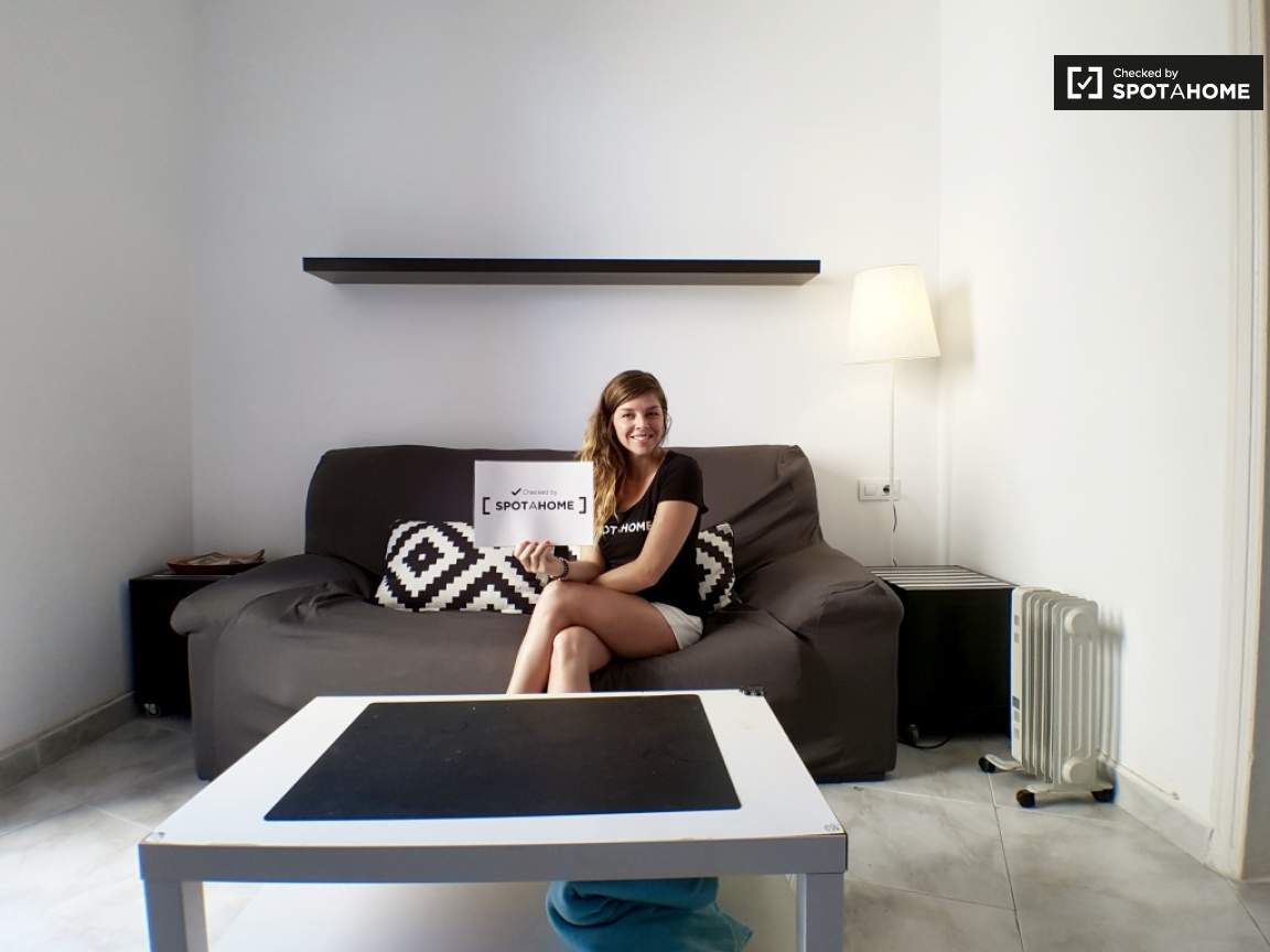 Checked by Clothilde from Spotahome