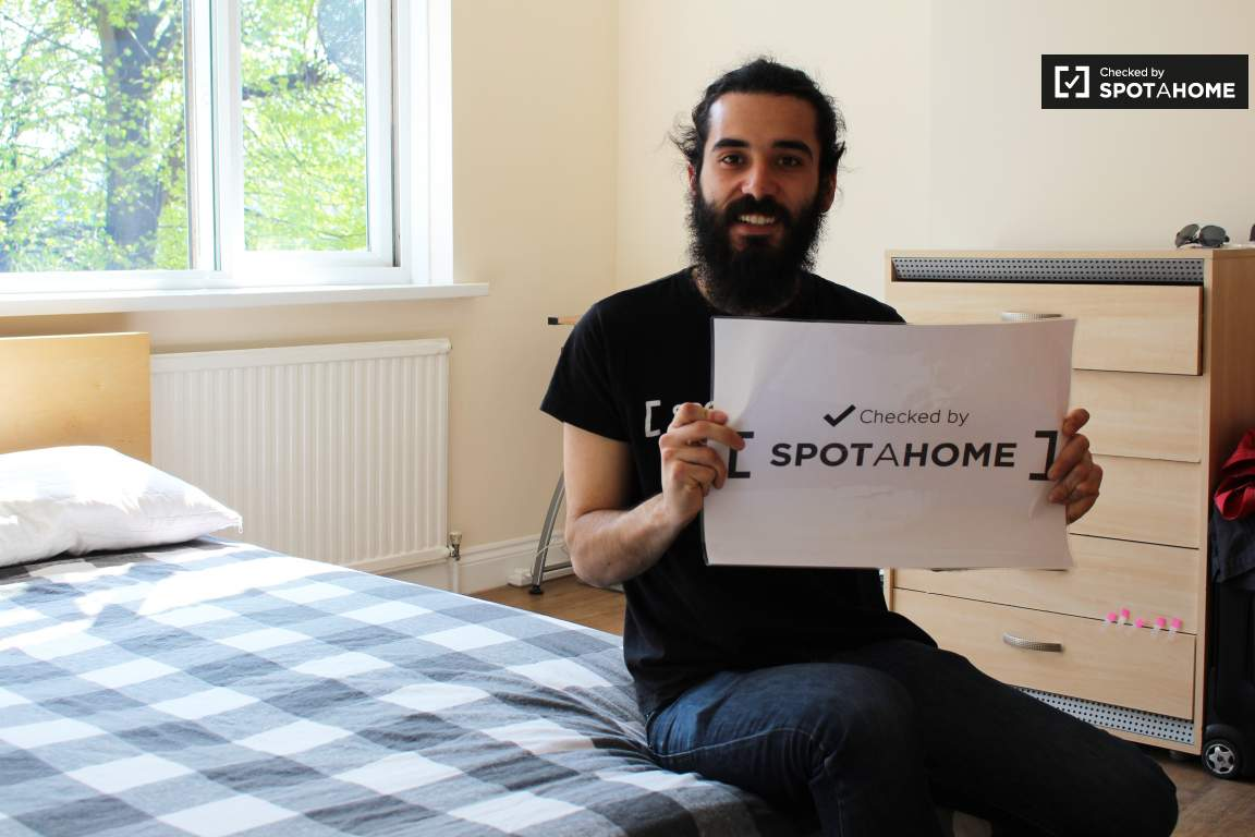 Checked by MARCOS from Spotahome