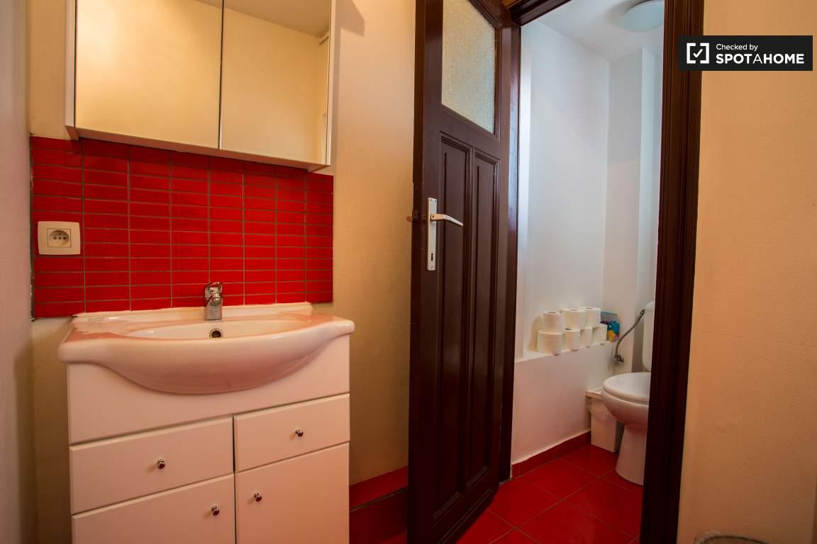 Bathroom (lower floor)