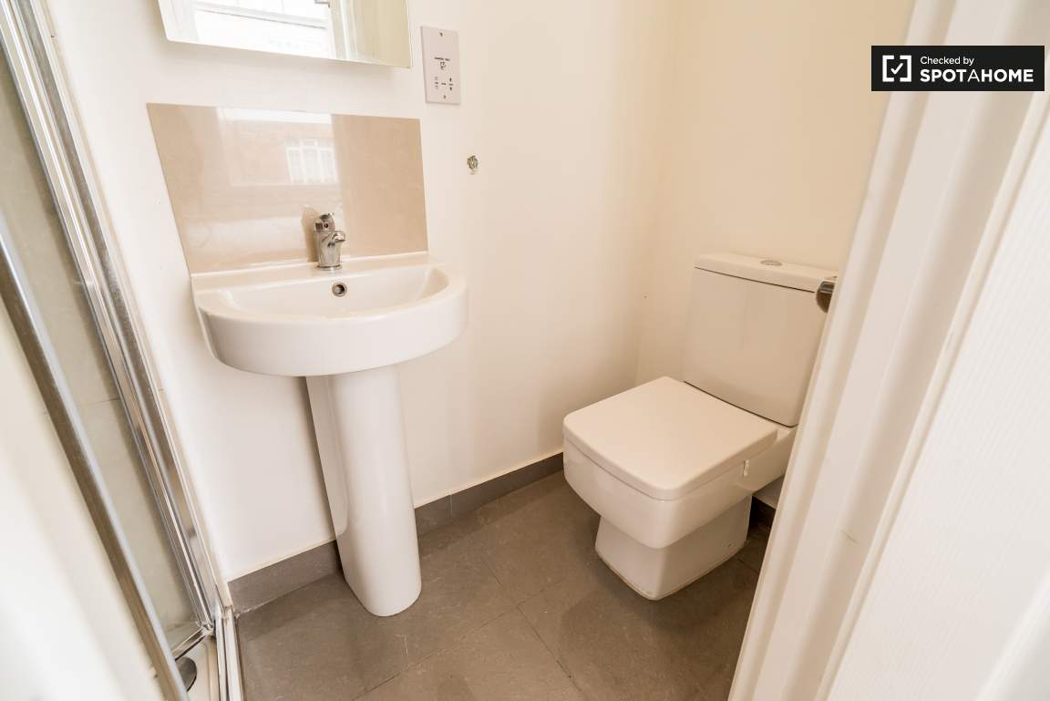 Ensuite bathroom (bedroom I)