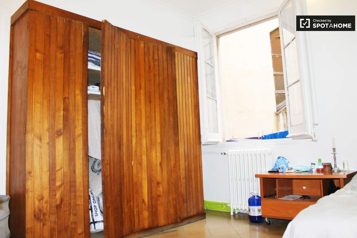 Bedroom 6 Closet