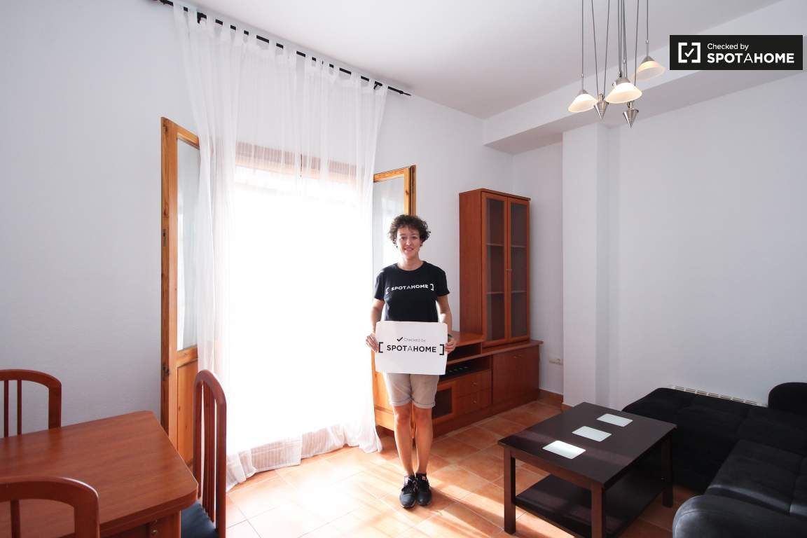 Checked by Cristina from Spotahome!
