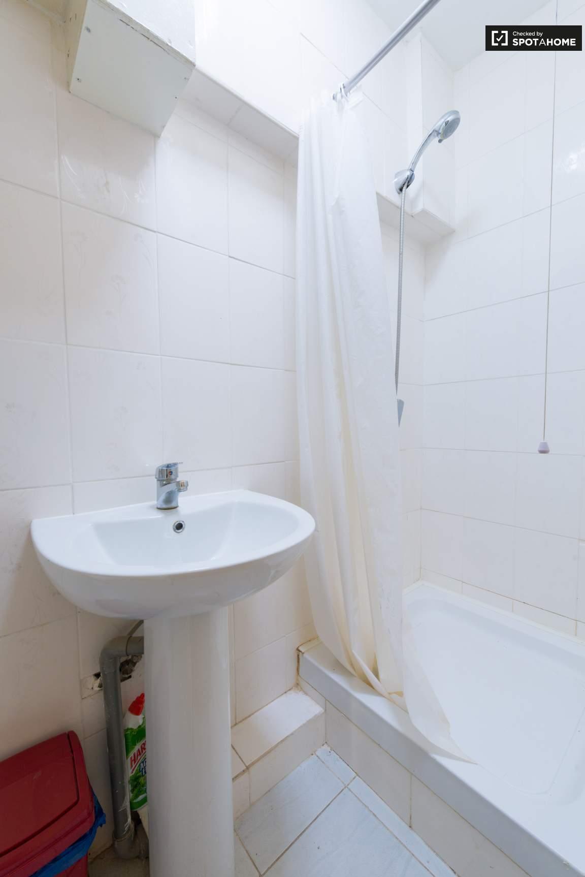 Ensuite bathroom - Bedroom 6