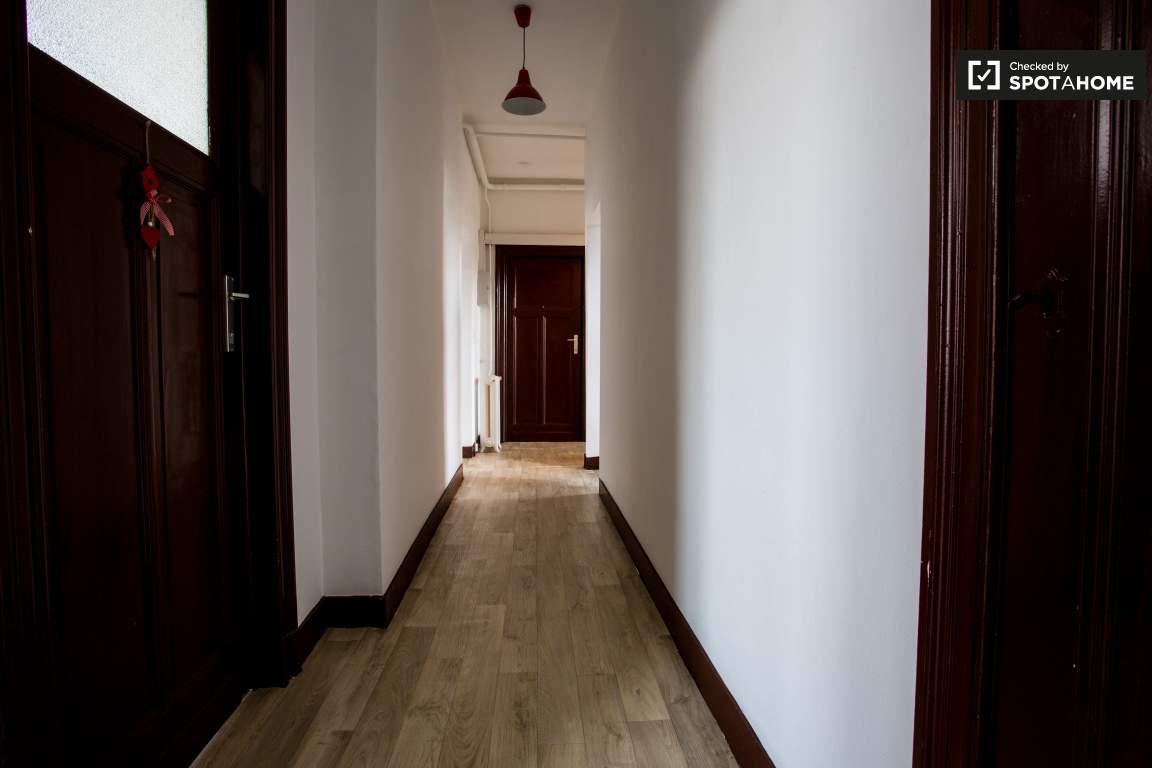 Corridor (lower floor)