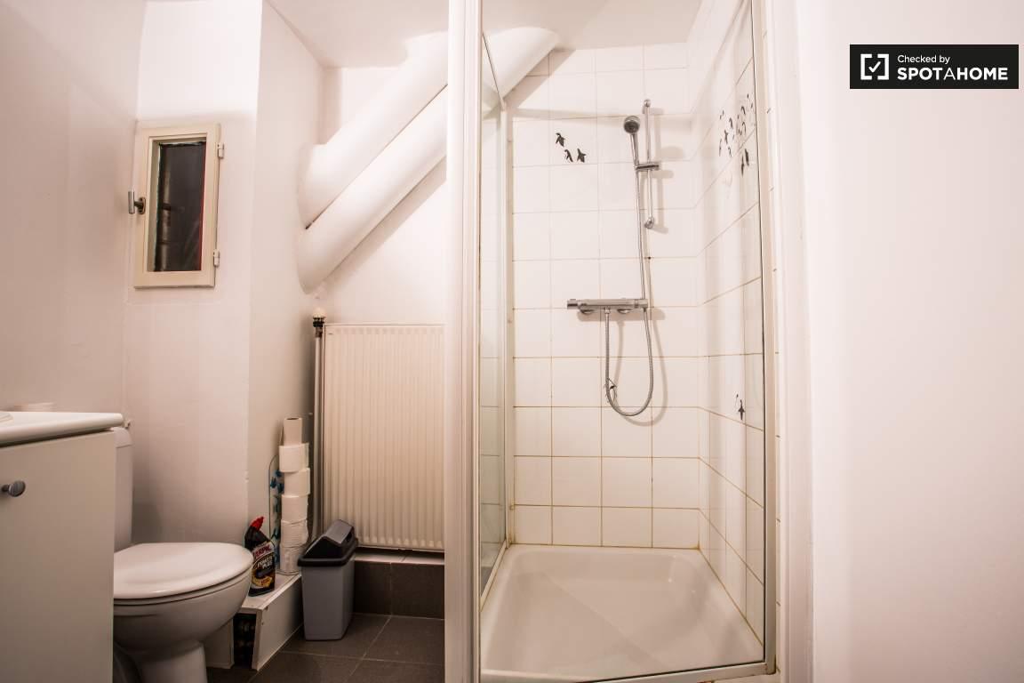 Bedroom 1 shower room