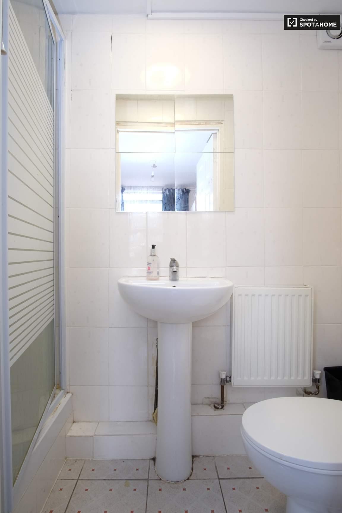 Ensuite bathroom (Bedroom 8)
