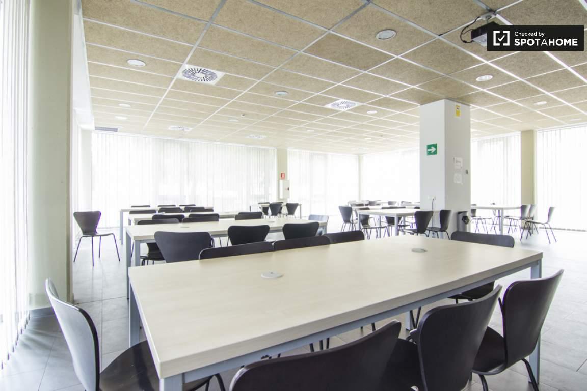 Big Study room