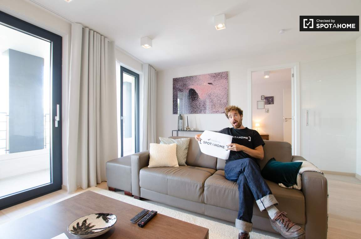 Checked by Pieter from Spotahome