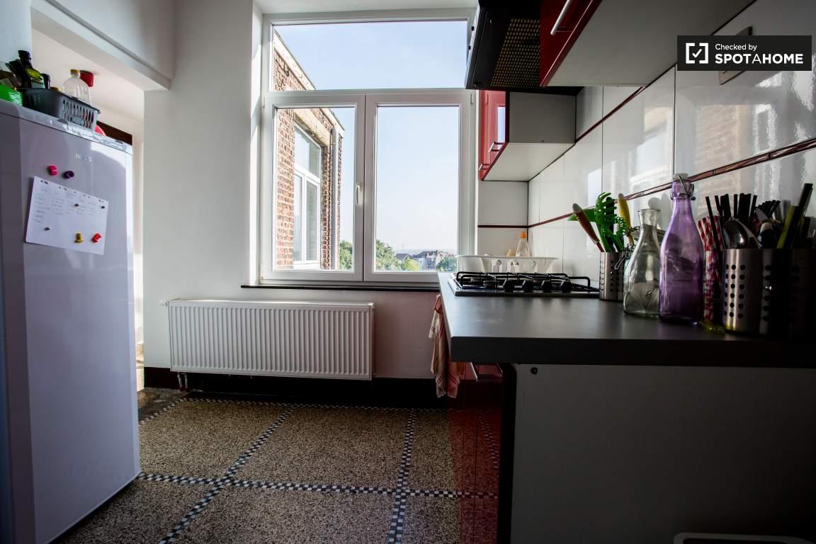 Kitchen (lower floor)