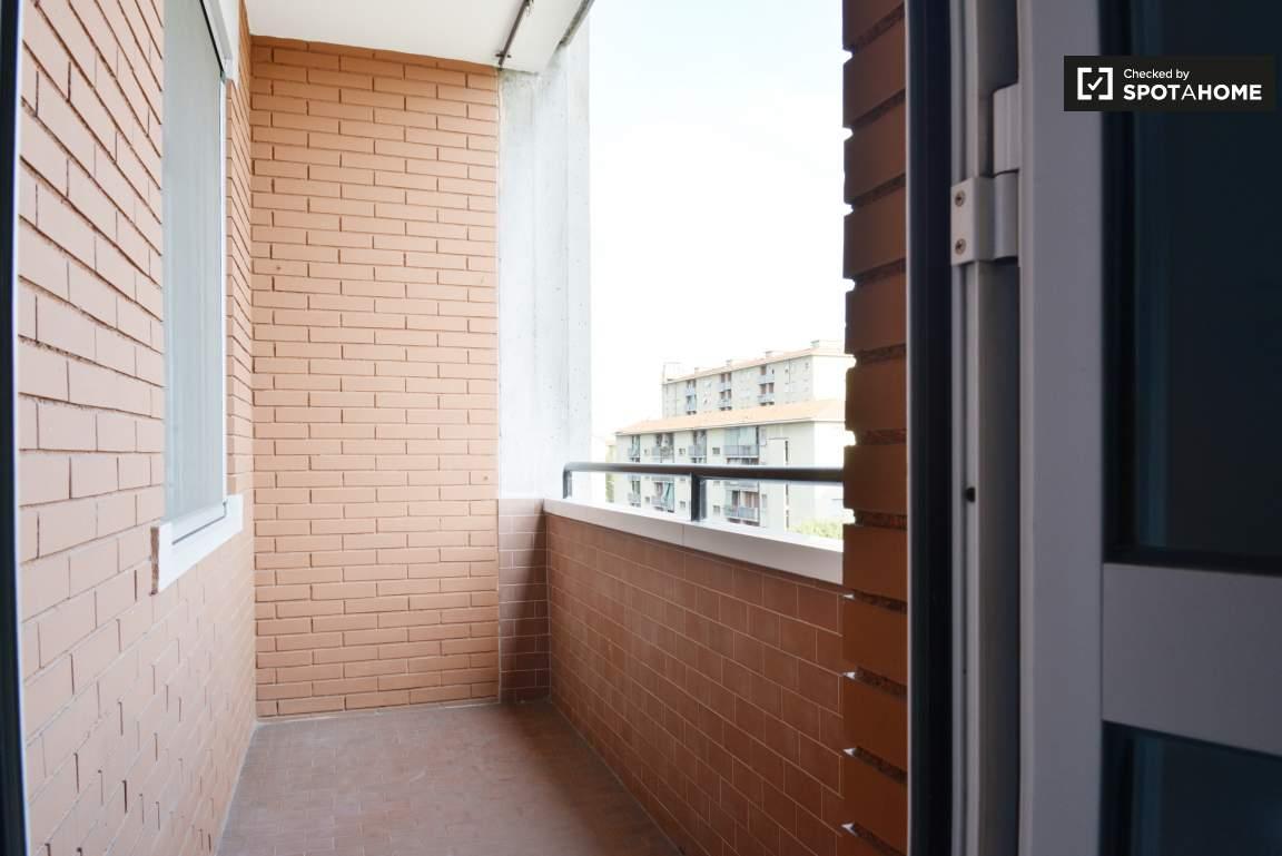 Balcone camera da letto 1