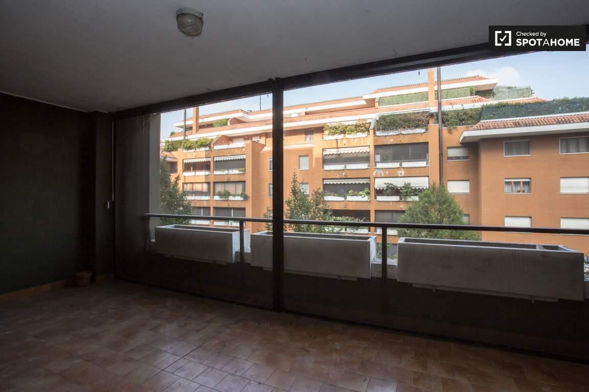 Bedroom 5 - Terrace